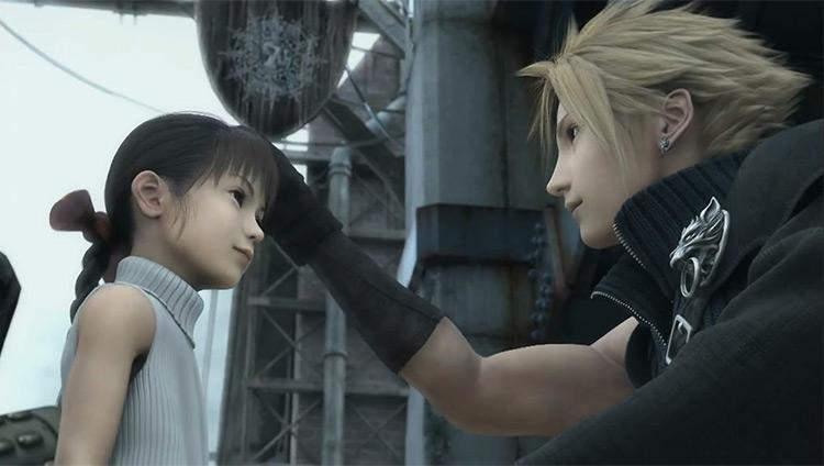 Final Fantasy VII: Advent Children screenshot