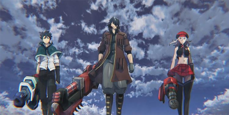 God Eater anime screenshot