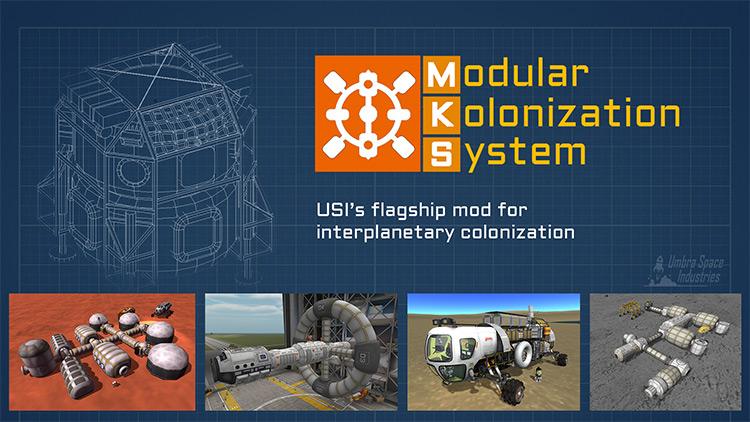 USI Kolonization Systems (MKS) mod