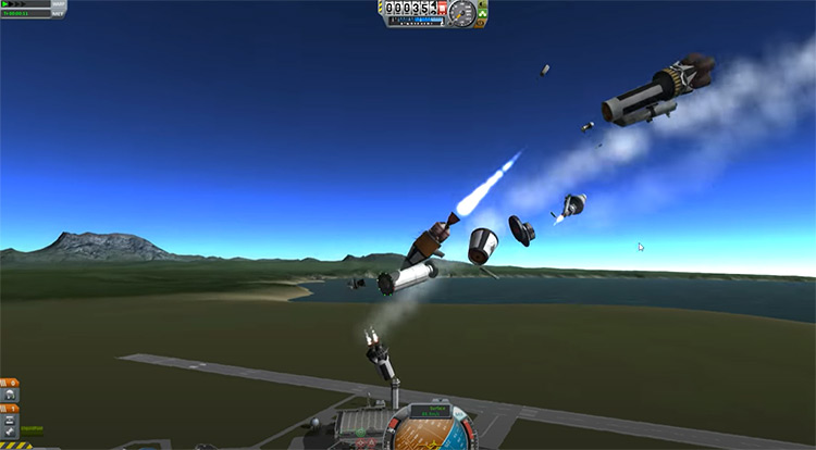 Modular Rocket Systems Kerbal Space Program mod