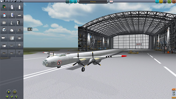 Hangar Extender Extended Kerbal Space Program mod
