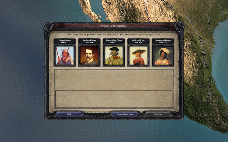 After the End mod for Crusader Kings 2