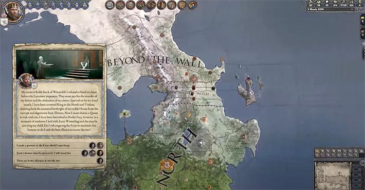 Game of Thrones Mod Crusader Kings 2 mod
