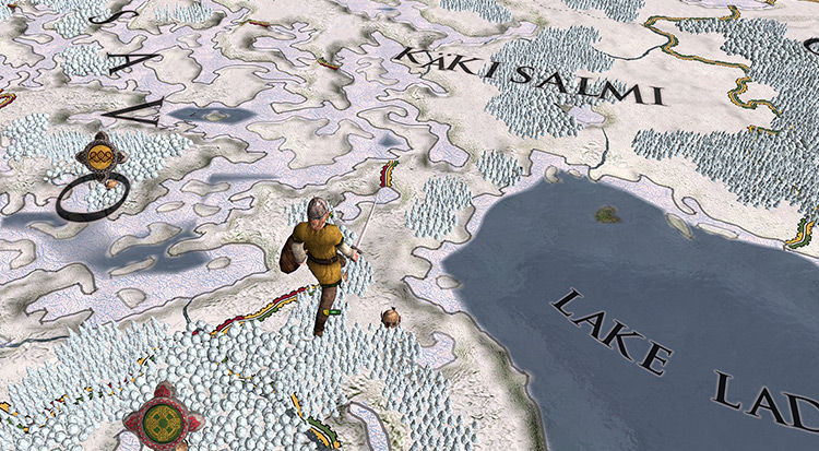 Historical Immersion Project mod for Crusader Kings 2