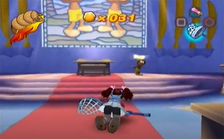 Ape Escape 3 (2006) gameplay