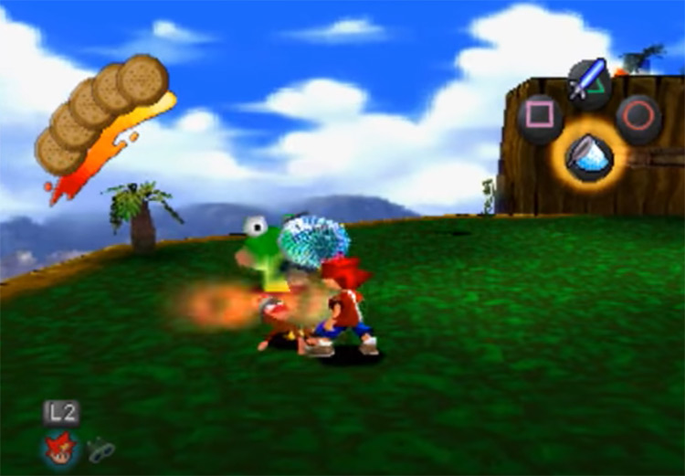 Ape Escape (1999) screenshot