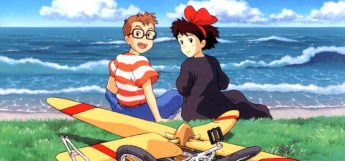 Kikis Delivery Service 1989 anime screenshot