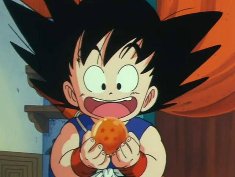 Dragon Ball anime screenshot