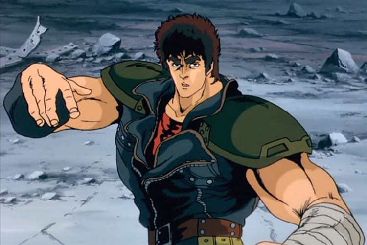 Fist of the North Star anime screenshot