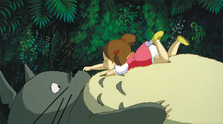 My Neighbor Totoro screenshot