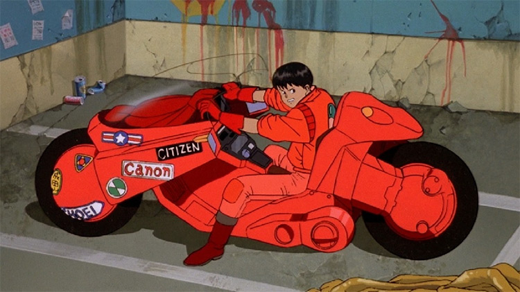 Akira screenshot