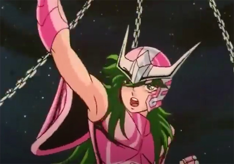 Saint Seiya: Knights of the Zodiac anime