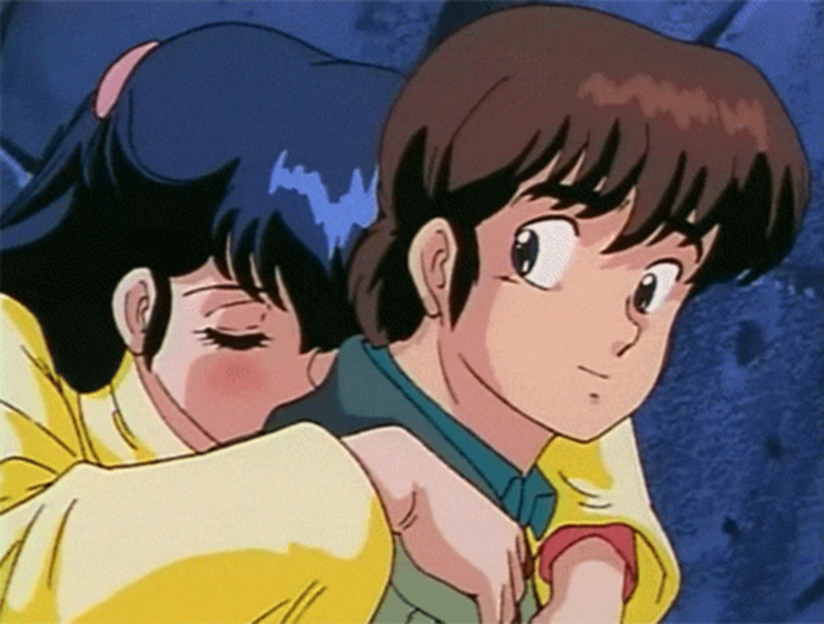 Maison Ikkoku anime screenshot