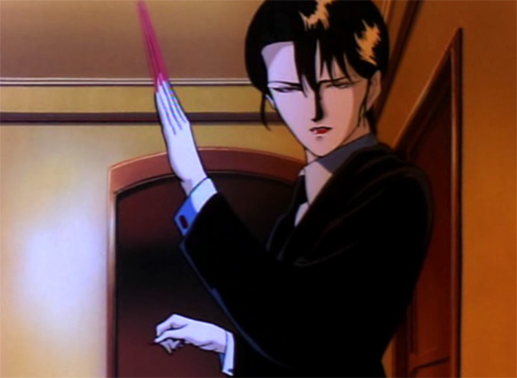 Wicked City anime screenshot