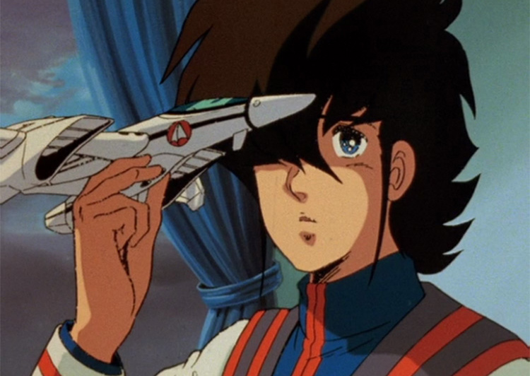 Macross anime screenshot