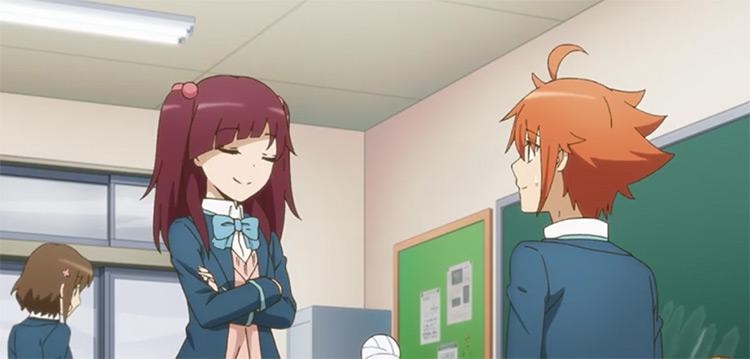 How to Keep a Mummy - Motegi Asa anime screenshot