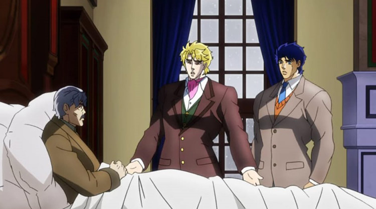 JoJo's Bizarre Adventure Anime screenshot