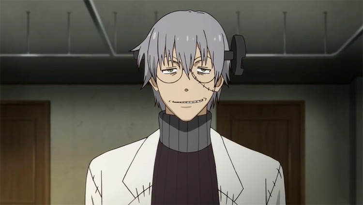 Franken Stein from Soul Eater Anime