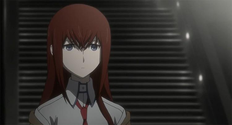 Kurisu Makise Scientist in Anime