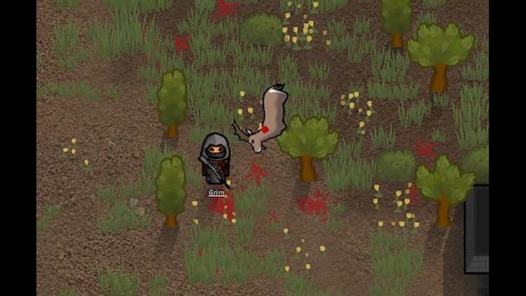 Forgotten Scout mod gameplay screenshot