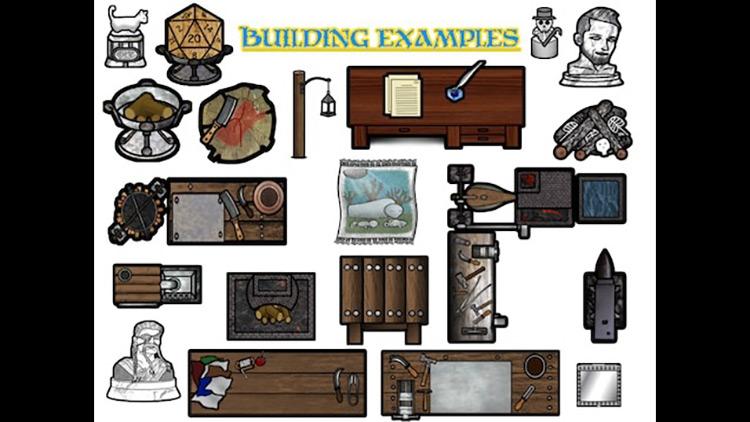 Medieval Times Rimworld Mod