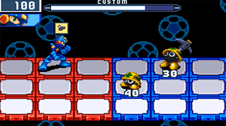 Mega Man Battle Network 5: Team ProtoMan/Team Colonel 2004 GBA