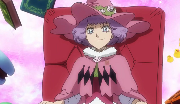 Dorothy Unsworth in Black Clover anime