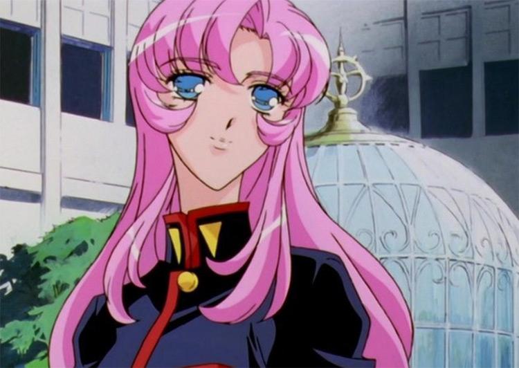 Utena Tenjou from Shoujo Kakumei Utena anime