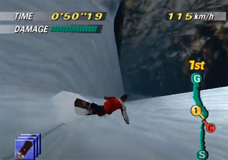 1080° Snowboarding screenshot
