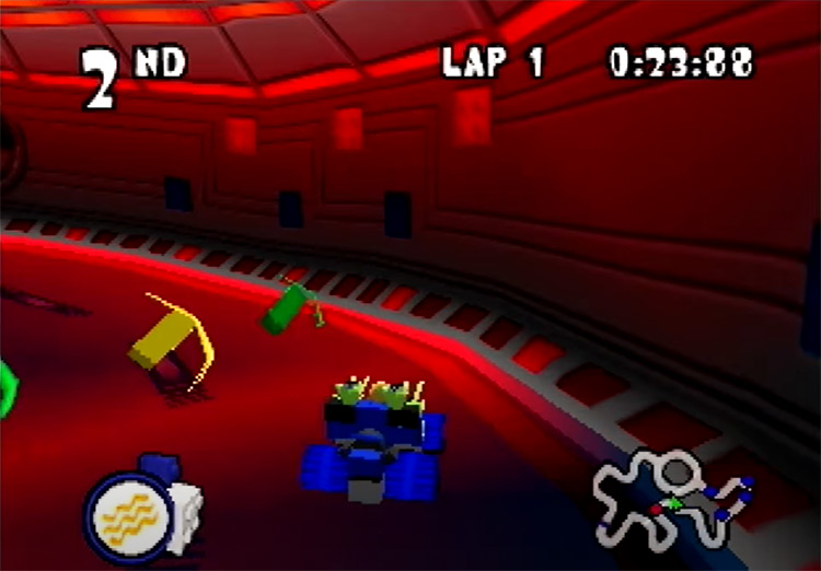 LEGO Racers 1999 gameplay