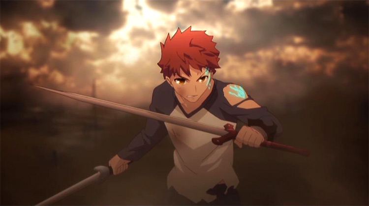 Fate/stay night: Unlimited Blade Works anime