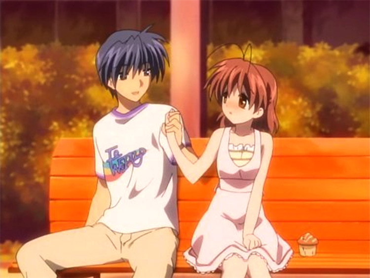 Clannad anime screenshot