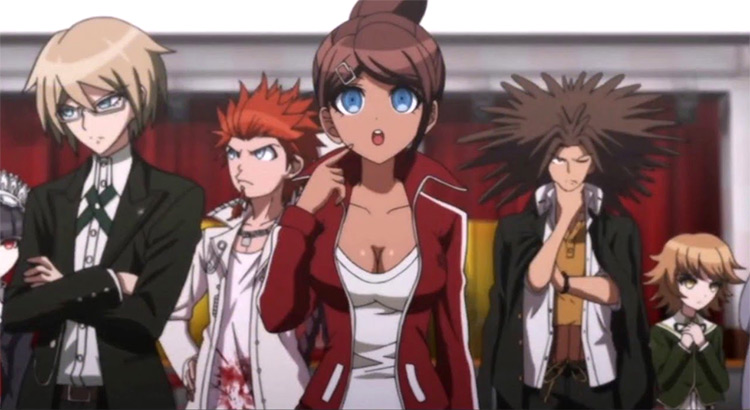 Danganronpa anime
