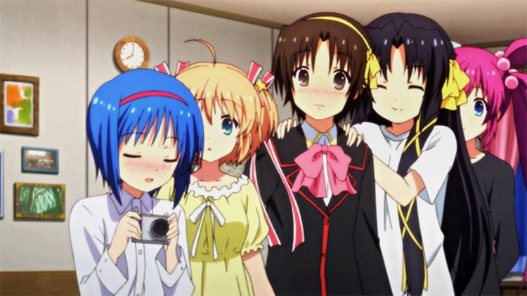 Little Busters anime screenshot