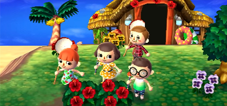 AC: New Leaf - multiplayer screenshot