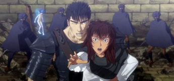 Kenpuu Denki in Berserk anime - screenshot
