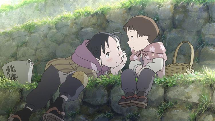 Kono Sekai no Katasumi ni screenshot