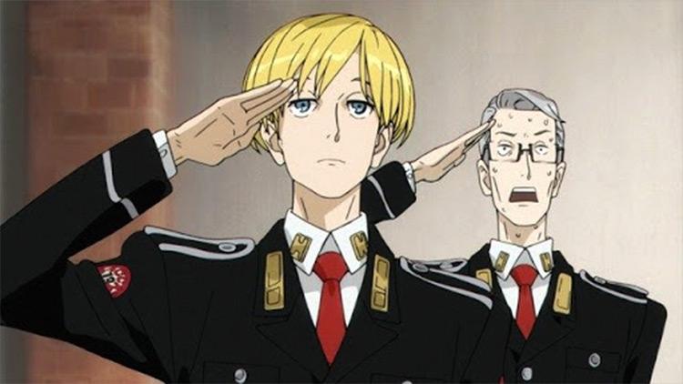 ACCA: 13-ku Kansatsu-ka anime