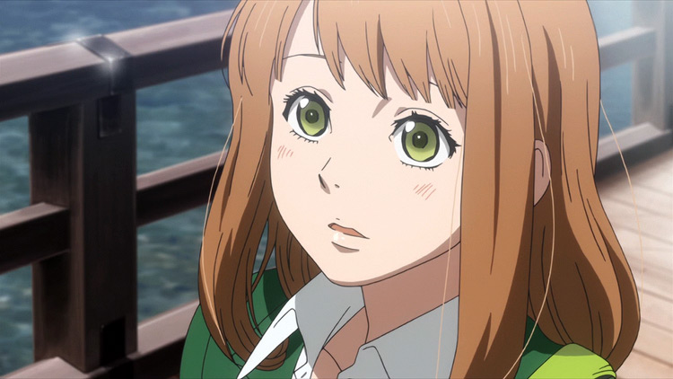 Naho Takamiya from Orange anime