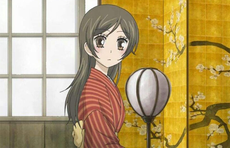 Momozono Nanami from Kamisama Kiss