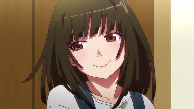 Nadeko Sengoku from Bakemonogatari anime