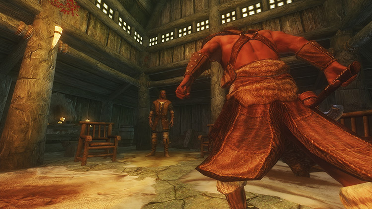 Draw – A Dueling Mod for Skyrim