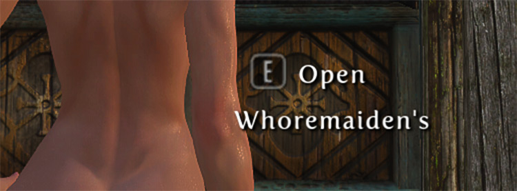 Inappropriate Cell Names Skyrim