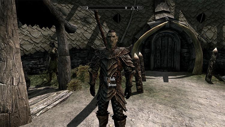 More Orcs Skyrim mod