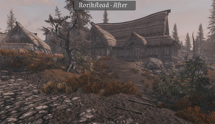 Rorikstead - Expanded Towns and Cities preview screenshot