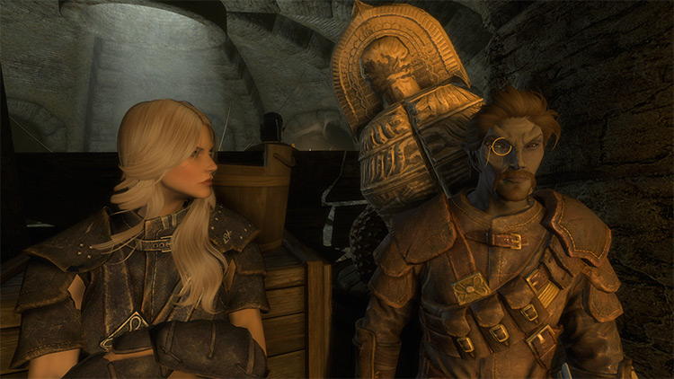 Skyrim Mod: All Thieves Guild Jobs Concurrently
