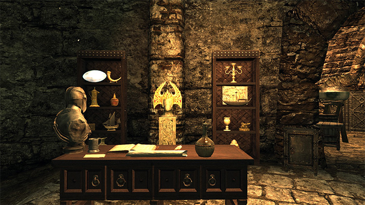 Less Tedious Thieves Guild - Skyrim mod