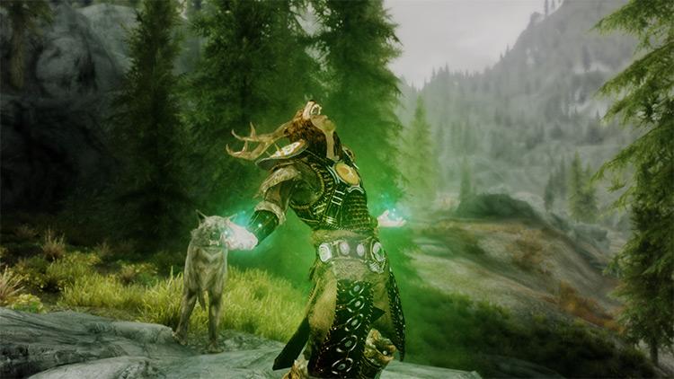 Druid Essentials - Skyrim Mod