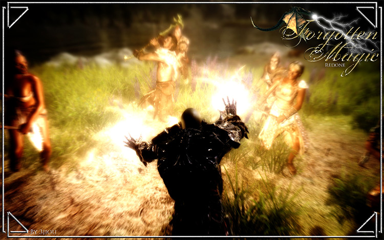Forgotten Magic Redone - Skyrim Mod