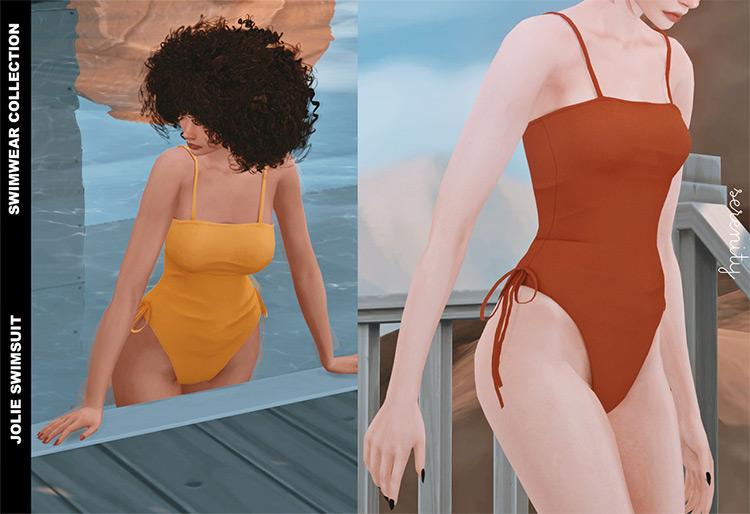 Jolie Swimsuit TS4
